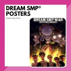 Dream SMP Posters
