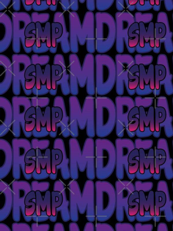 artwork Offical Dream SMP Merch
