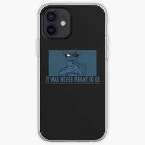 Dream Smp War Quote- It Was Never Meant To Be iPhone Soft Case RB1106 product Offical Dream SMP Merch