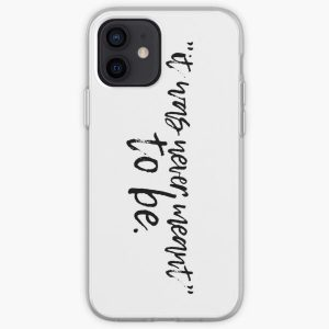 It Was Never Meant To Be (Dream SMP) iPhone Soft Case RB1106 product Offical Dream SMP Merch