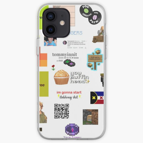 dream smp memes iPhone Soft Case RB1106 product Offical Dream SMP Merch