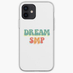 Dream SMP Classic Retro iPhone Soft Case RB1106 product Offical Dream SMP Merch