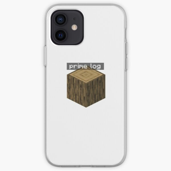 Prime Log (Dream SMP) iPhone Soft Case RB1106 product Offical Dream SMP Merch