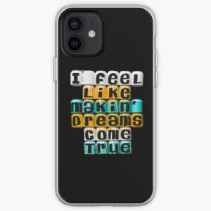 dream smp , i feel like makin dreams come true iPhone Soft Case RB1106 product Offical Dream SMP Merch