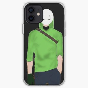 Dream SMP Classic Design iPhone Soft Case RB1106 product Offical Dream SMP Merch