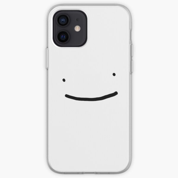 Dream SMP smile iPhone Soft Case RB1106 product Offical Dream SMP Merch