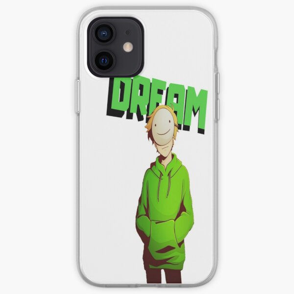 dream smp iPhone Soft Case RB1106 product Offical Dream SMP Merch