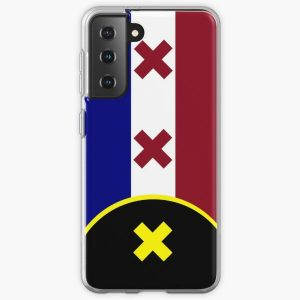 L'Manberg Dream SMP Flag Samsung Galaxy Soft Case RB1106 product Offical Dream SMP Merch
