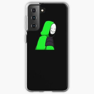 Dream smp smile minecraft 7 million smile dream smile minecraft  Samsung Galaxy Soft Case RB1106 product Offical Dream SMP Merch