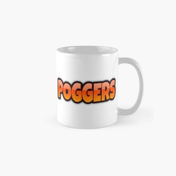 POGGERS Dream smp Classic Mug RB1106 product Offical Dream SMP Merch