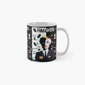 Ranboolive,Dream SMP 2021 Classic Mug RB1106 product Offical Dream SMP Merch
