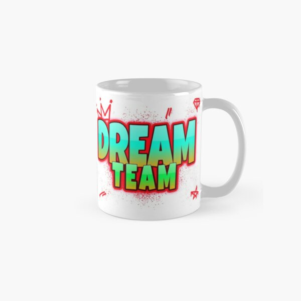 Dream smp Classic Mug RB1106 product Offical Dream SMP Merch
