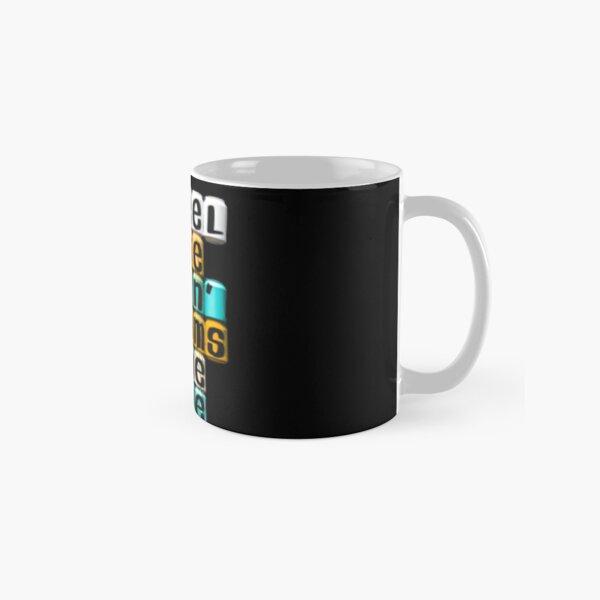 dream smp , i feel like makin dreams come true Classic Mug RB1106 product Offical Dream SMP Merch