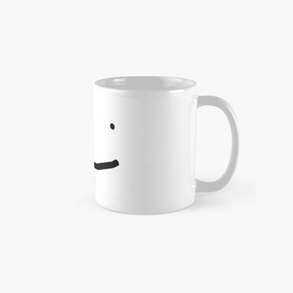 Dream SMP smile Classic Mug RB1106 product Offical Dream SMP Merch