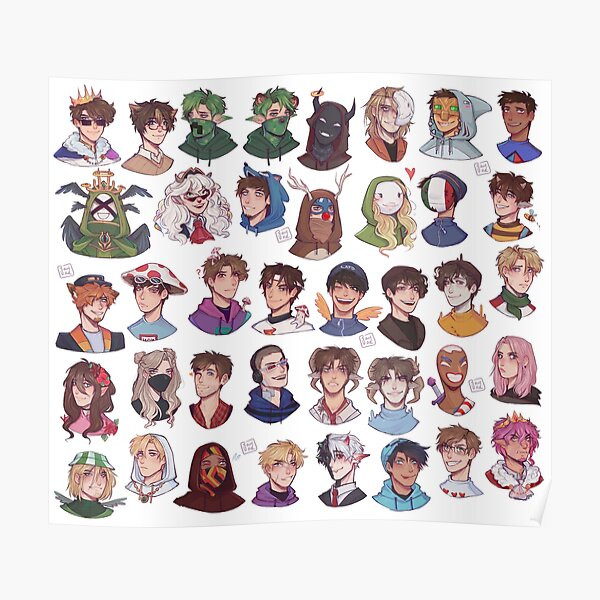All Dream Smp Characters