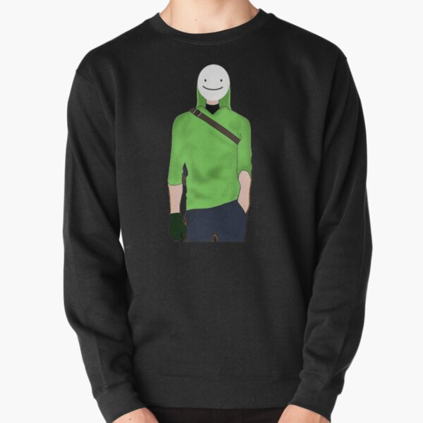 Dream SMP Classic Design Pullover Sweatshirt RB1106 product Offical Dream SMP Merch