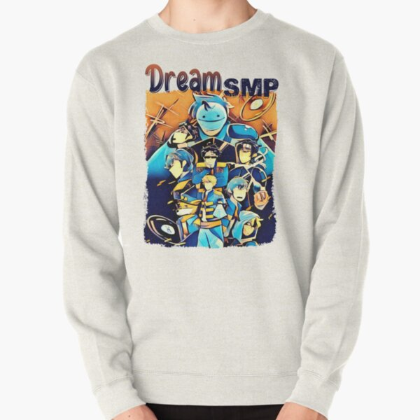 Dream SMP Team Pullover Sweatshirt RB1106 product Offical Dream SMP Merch