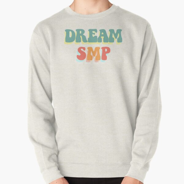 Dream SMP Classic Retro Pullover Sweatshirt RB1106 product Offical Dream SMP Merch