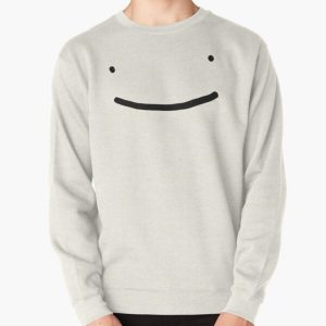 Dream SMP smile Pullover Sweatshirt RB1106 product Offical Dream SMP Merch