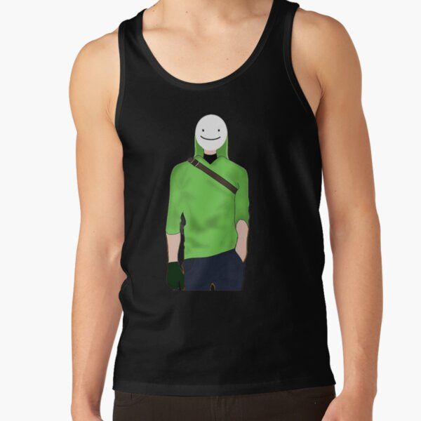 Dream SMP Classic Design Tank Top RB1106 product Offical Dream SMP Merch