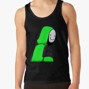 Dream smp smile minecraft 7 million smile dream smile minecraft  Tank Top RB1106 product Offical Dream SMP Merch