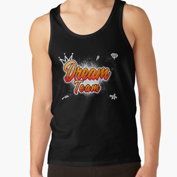 Copy of Dream smp Tank Top RB1106 product Offical Dream SMP Merch