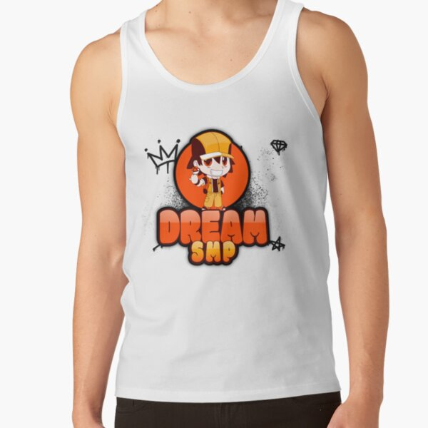 DREAM SMP  Tank Top RB1106 product Offical Dream SMP Merch
