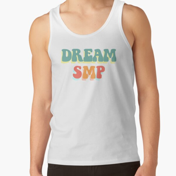 Dream SMP Classic Retro Tank Top RB1106 product Offical Dream SMP Merch