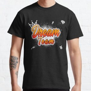 Copy of Dream smp Classic T-Shirt RB1106 product Offical Dream SMP Merch