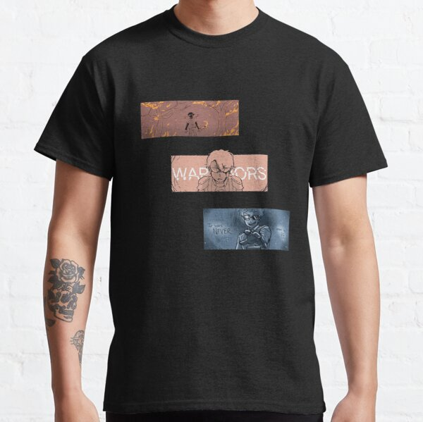 Dream Smp War_ Pack Classic T-Shirt RB1106 product Offical Dream SMP Merch