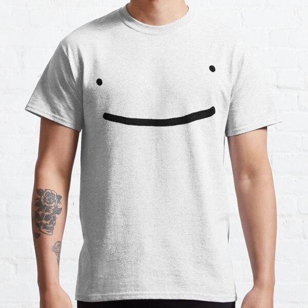 Dream SMP smile Classic T-Shirt RB1106 product Offical Dream SMP Merch