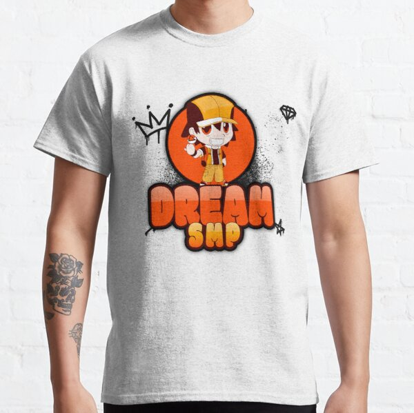DREAM SMP  Classic T-Shirt RB1106 product Offical Dream SMP Merch