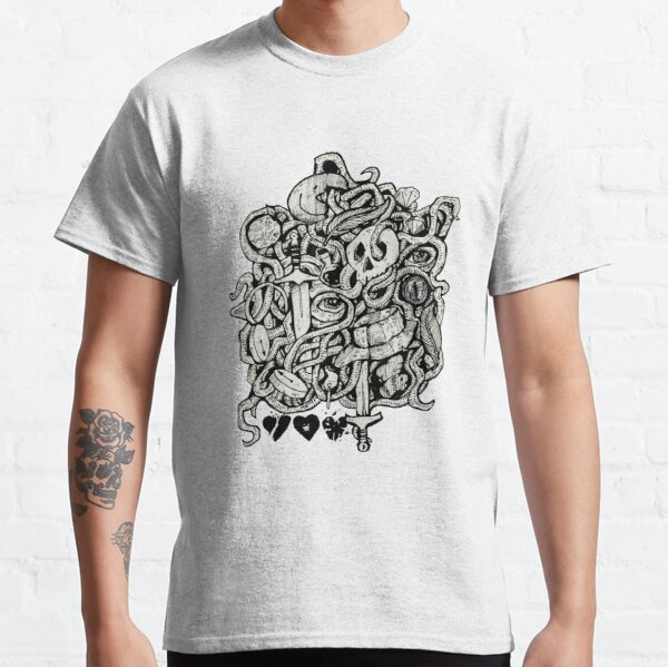 Dream SMP Design  Classic T-Shirt RB1106 product Offical Dream SMP Merch