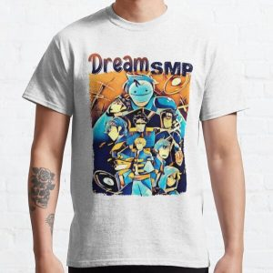 Dream SMP Team Classic T-Shirt RB1106 product Offical Dream SMP Merch
