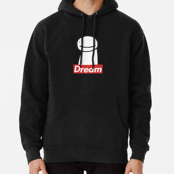 dream team smp Pullover Hoodie RB1106 product Offical Dream SMP Merch