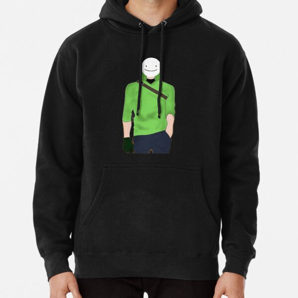 Dream SMP Classic Design Pullover Hoodie RB1106 product Offical Dream SMP Merch
