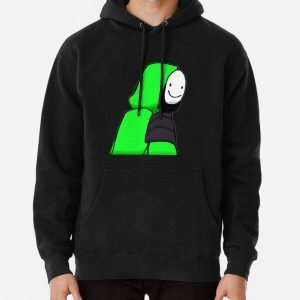 Dream smp smile minecraft 7 million smile dream smile minecraft  Pullover Hoodie RB1106 product Offical Dream SMP Merch
