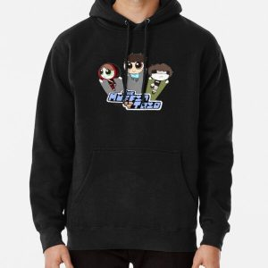 Dream Smp; Muffin Trio Pullover Hoodie RB1106 product Offical Dream SMP Merch