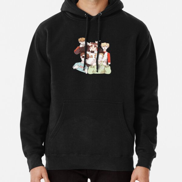 dream team smp art Pullover Hoodie RB1106 product Offical Dream SMP Merch