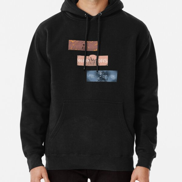 Dream Smp War_ Pack Pullover Hoodie RB1106 product Offical Dream SMP Merch
