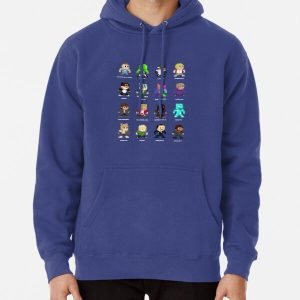 Dream SMP (Named) Pullover Hoodie RB1106 product Offical Dream SMP Merch