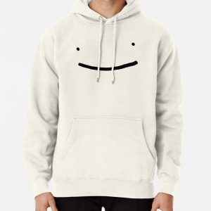 Dream SMP smile Pullover Hoodie RB1106 product Offical Dream SMP Merch