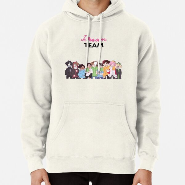 Dream SMP Team Pullover Hoodie RB1106 product Offical Dream SMP Merch