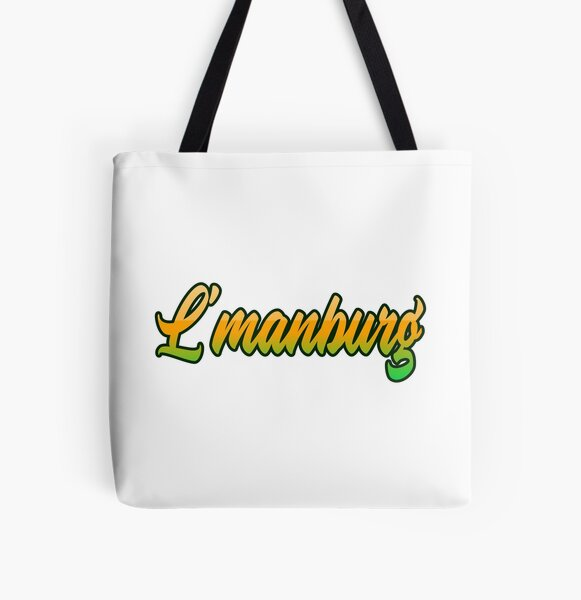 Dream Smp L'manburg All Over Print Tote Bag RB1106 product Offical Dream SMP Merch
