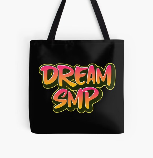 Copy of DREAM SMP  All Over Print Tote Bag RB1106 product Offical Dream SMP Merch