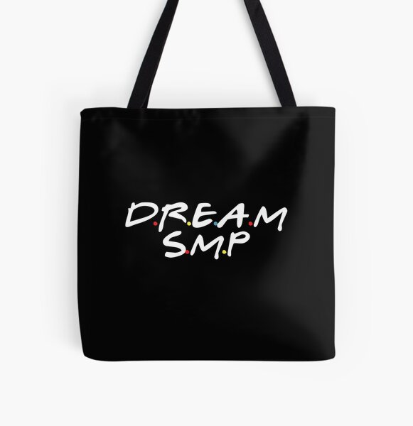 Dream SMP Classic Design All Over Print Tote Bag RB1106 product Offical Dream SMP Merch