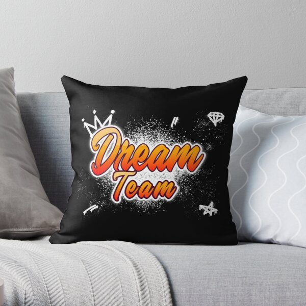 Copy of Dream smp Throw Pillow RB1106 product Offical Dream SMP Merch
