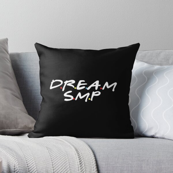 Dream SMP Classic Design Throw Pillow RB1106 product Offical Dream SMP Merch