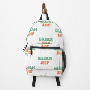 Dream SMP Classic Retro Backpack RB1106 product Offical Dream SMP Merch
