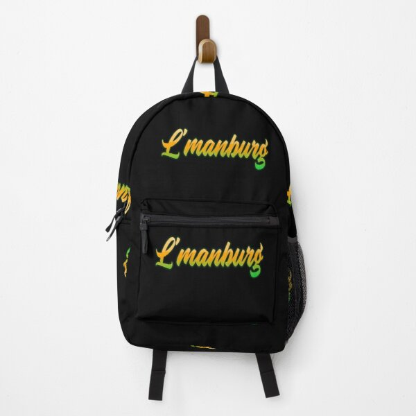 Dream Smp L'manburg Backpack RB1106 product Offical Dream SMP Merch